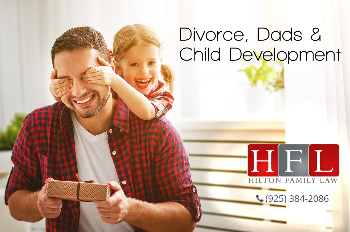 Divorce, Dads, and Child Development